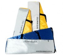 Wing bag Size: XL: for 40% airplane